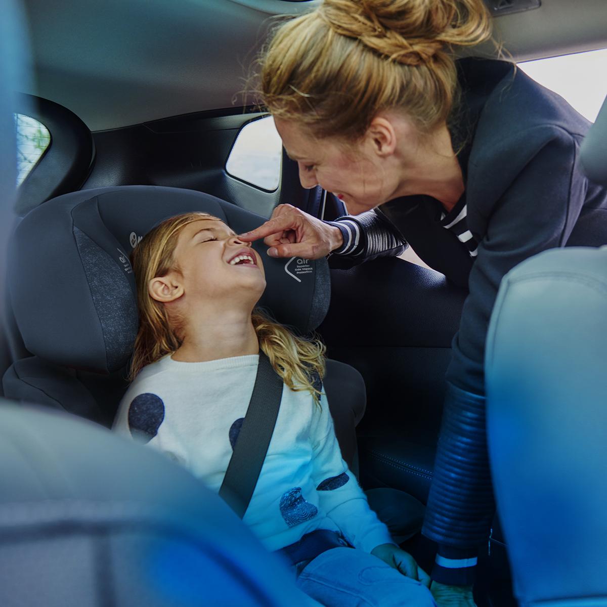 輔助式汽車安全座椅