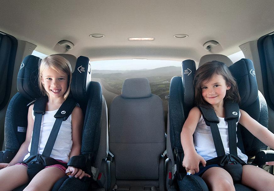 Discover our NEW Maxi-Cosi Luna Pro Booster Seat